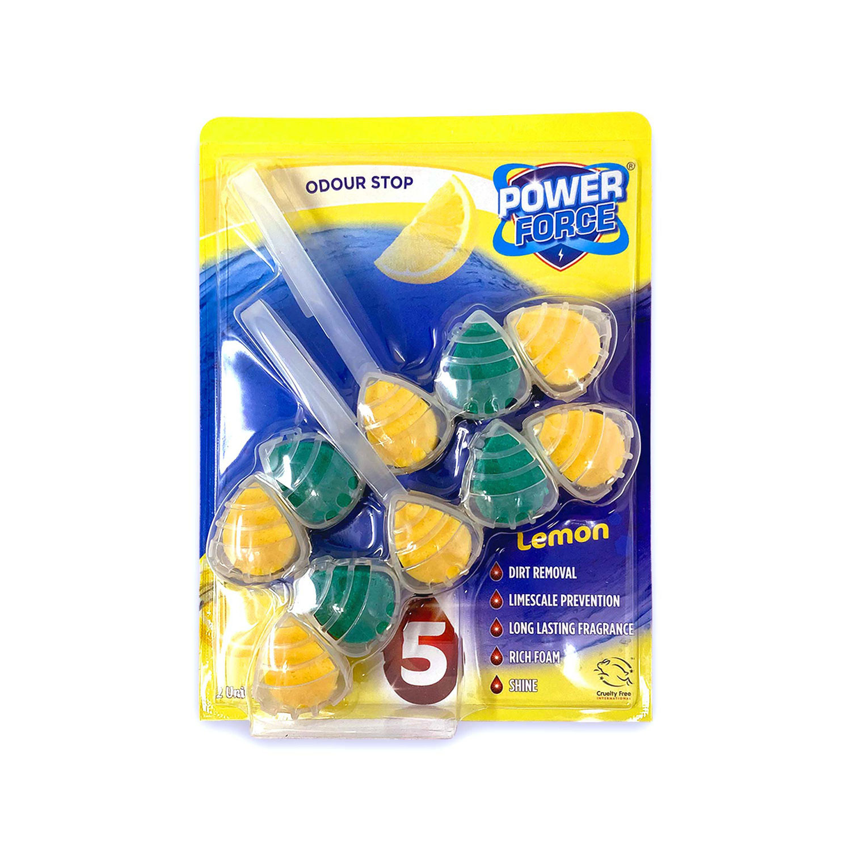 Power 5 Toilet Freshener 2 Pack