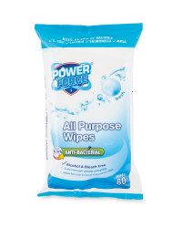 Power Force Fresh All Purpose Wipes