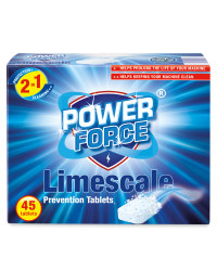 Powerforce Limescale Tablets 45-Pack