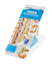 Prawn Mayonnaise Sandwich