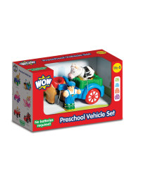 Pre-School Farm Vehicle Toy