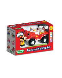 WOW Pre-School Fire Truck Toy
