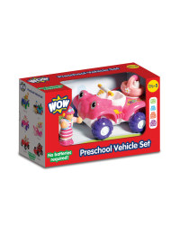 Pre-School Holiday Buggy Toy