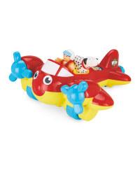 Pre School Rescue Plane