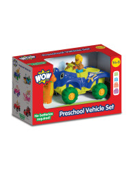 Pre-School Safari Car Toy