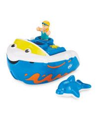 Pre School Speed Boat