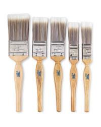 Premium Brush Set 5 Pack