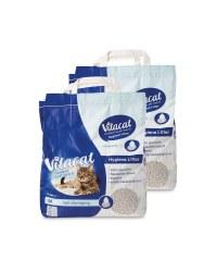 Vitacat Premium Cat Litter 2 x 10l
