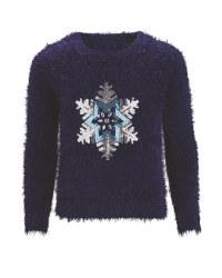 Premium Snowflake Christmas Jumper