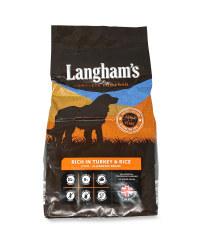 Dog Food Premium - Turkey And Rice