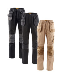 Premium Holster Work Trousers 33""