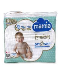 Premium Maxi+ Nappy Size 4+