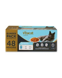Vitacat Premium Fish Selection