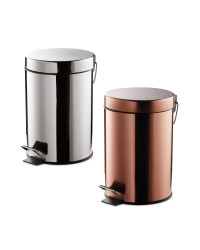 Premium Soft Close 3L Bathroom Bin