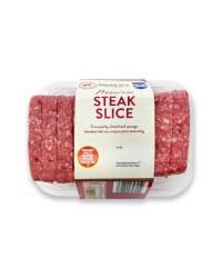 Premium Steak Slice