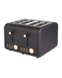 Ambiano Professional Premium Toaster - Black