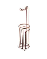 Premium Toilet Roll Holder - Copper