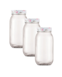 Preserving Jars 3 - Pack