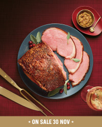 Prime Gammon Joint Unsmoked/Smoked