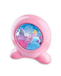 Princess Go Glow Clock
