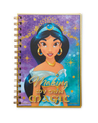 Princess Jasmine Notebook