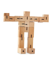 Professor Puzzle Bamboo Puzzleman