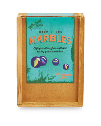 Professor Puzzle Marbles Wooden Game