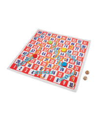 Professor Puzzle Snakes & Ladders