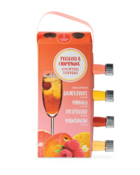 Prosecco Cocktail Toppers