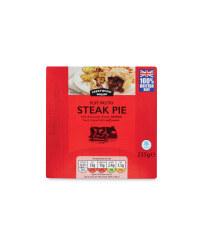 Puff Pastry Steak Pie