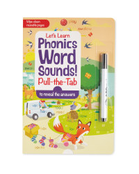 Pull the Tab Phonics Fun With Sounds