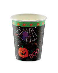 Pumpkin Cups 12-Pack