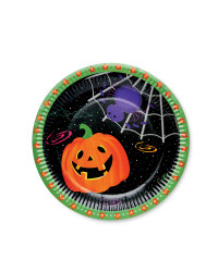 Pumpkin Plates 12-Pack