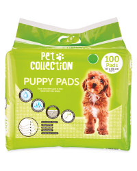 Puppy Pads 100 Pack