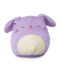 Easter Squishmallows Purple Bunny