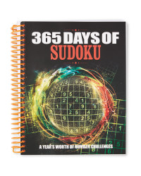 Puzzle A Day: Sudoku