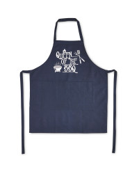 Queen Design BBQ Apron