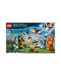 Quidditch Match LEGO Set