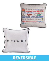 Quotes Friends Cushion
