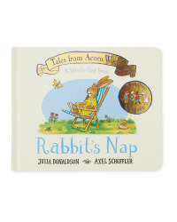 Rabbit's Nap Board Book
