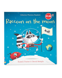 Racoon On The Moon Phonics Book