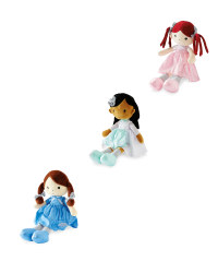Little Town Rag Dolls