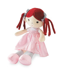 Little Town Rag Dolls - Red Hair