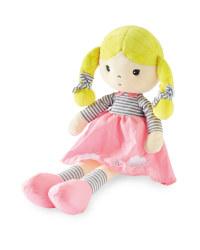 Little Town Rag Dolls - Yellow Hair