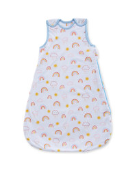 Lily & Dan Rainbow Baby Sleep Bag