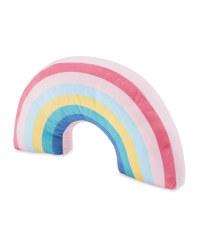 Kirkton House Rainbow Shaped Cushion