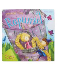 Picture Flats Rapunzel Book