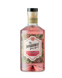 Raspberry & Elderflower Gin Liqueur