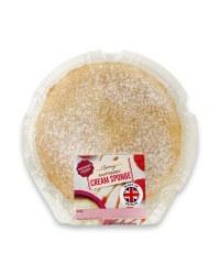 Fresh Cream Sponge