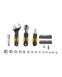 Ratchet & Socket Set 40-Pcs